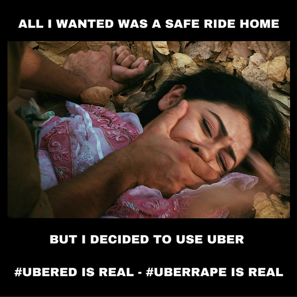 uber rape