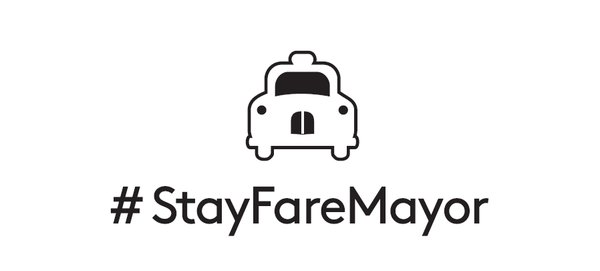 #stayfaremayor