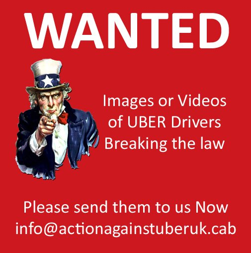 Action Against Uber